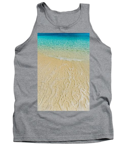 Water Abstract 1 Tank Top