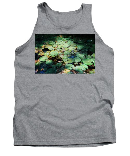 Water Lillies Tank Top