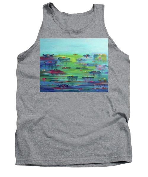 Water Lillies Tank Top