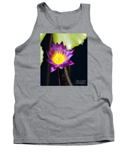 Water Lily 13 Tank Top