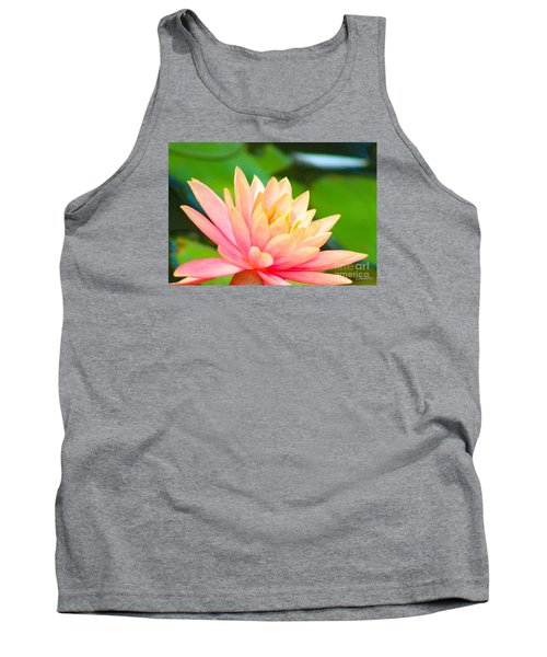 Floating Water Lily  Tank Top