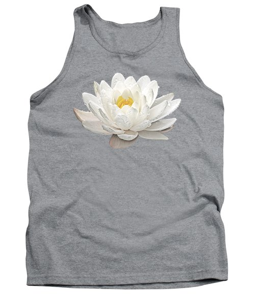 Water Lily Whirlpool Tank Top