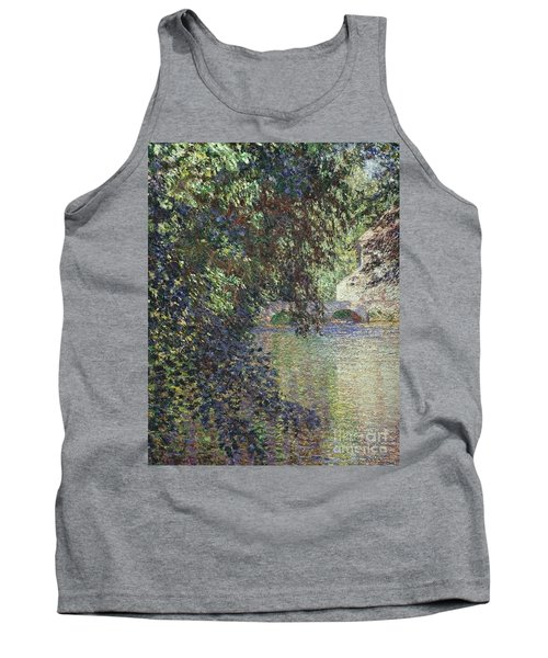 Water Mill At Limetz Tank Top
