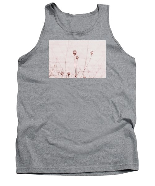 Water Plants Tank Top by Bonnie Bruno