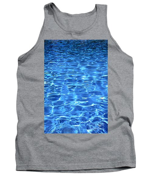 Water Shadows Tank Top