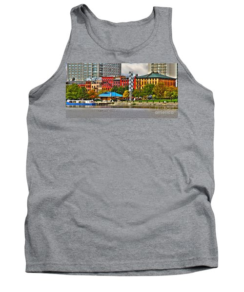 Water Street-toledo Ohio Tank Top