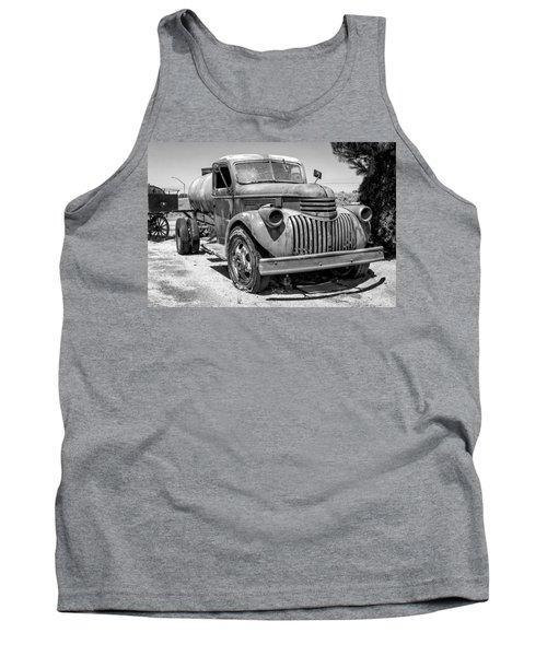 Water Truck - Chevrolet Tank Top