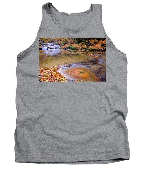 Waterfall-5 Tank Top