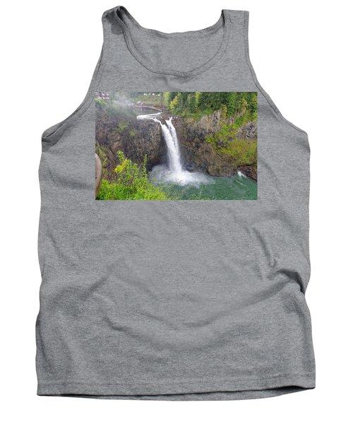 Waterfall Through The Mist Tank Top