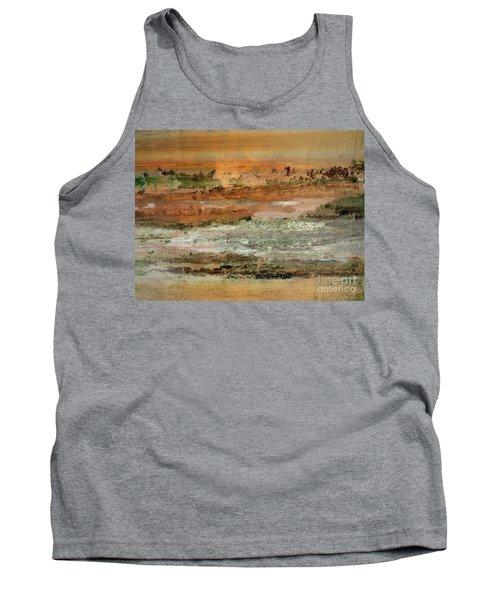 Waterworld #0955 Tank Top