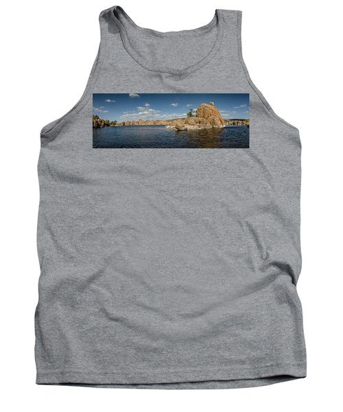 Watson Lake Panorama Tank Top