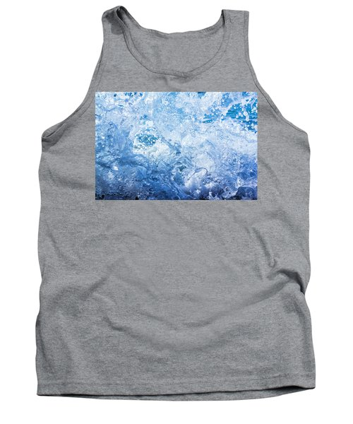 Wave With Hole Tank Top