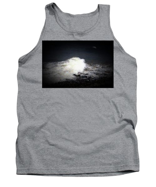 Wave Rolling Onto Beach Tank Top