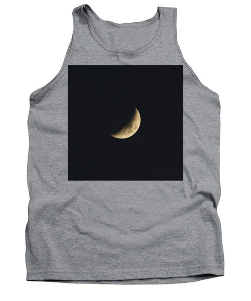Waxing Crescent Spring 2017 Tank Top