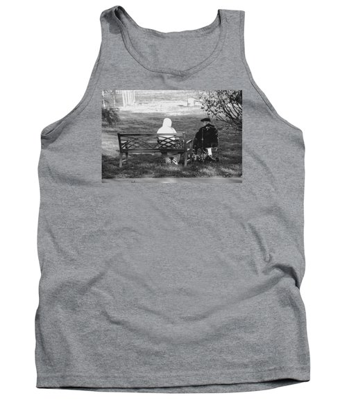 We Are Young Tank Top by Jose Rojas