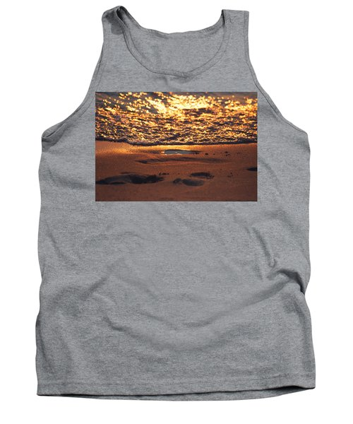 We Each Leave Our Mark, Momentarily Tank Top