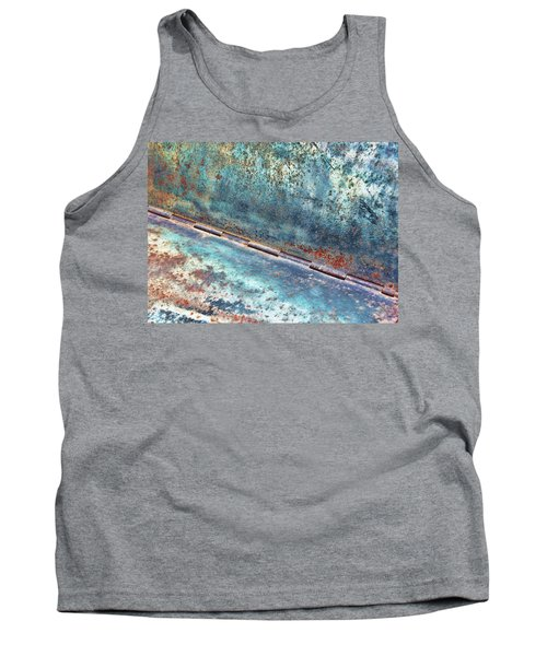 Weathered Tank Top by Kathy Bassett