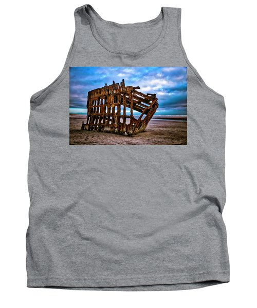 Weathered Shipwreck Tank Top