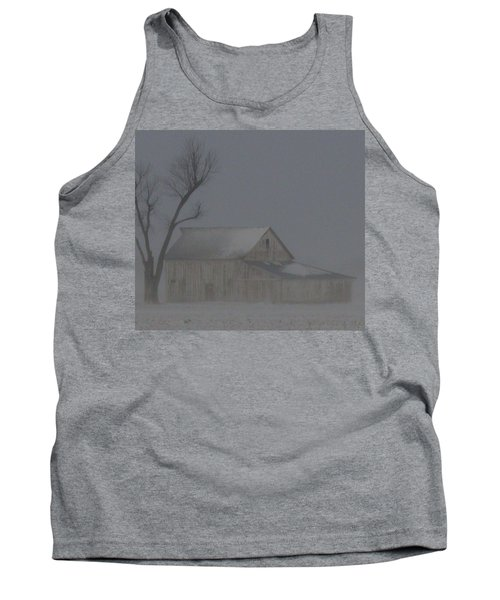 Weathering The Blizzard Tank Top