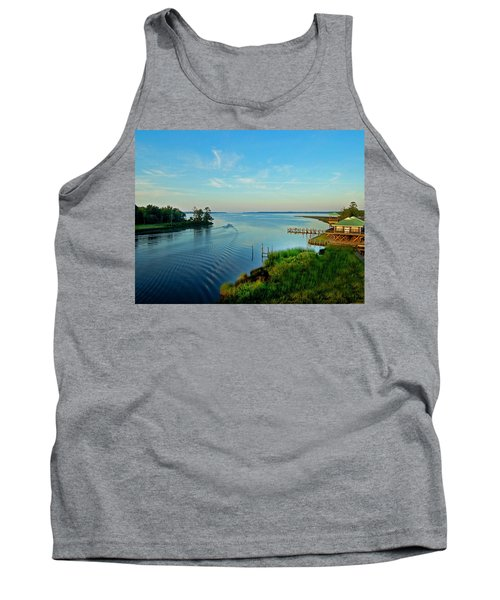 Weeks Bay Going Fishing Tank Top