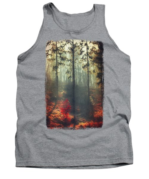 Weight Of Light Tank Top