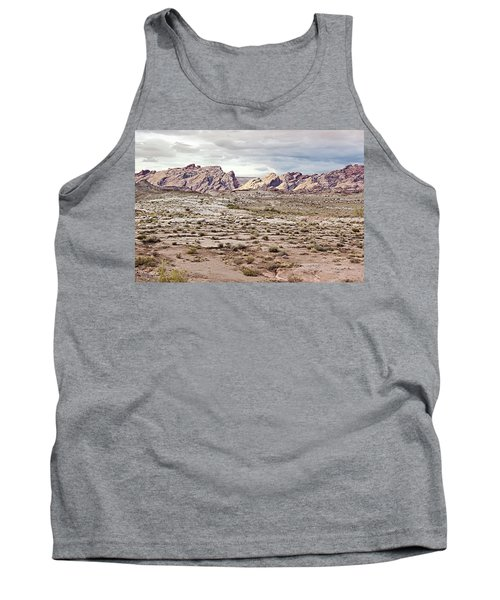 Weird Rock Formation Tank Top