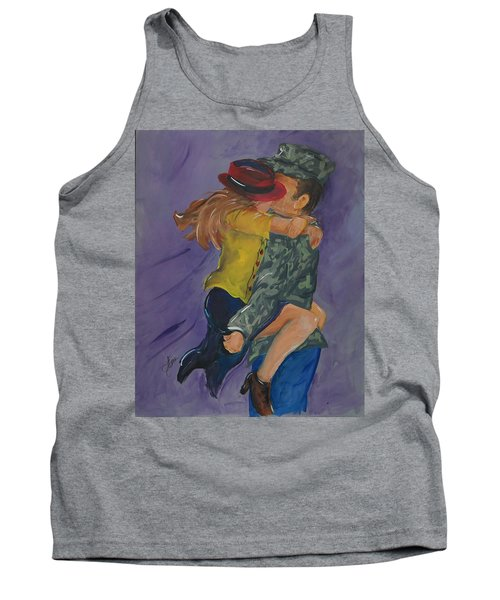 Welcome Home Tank Top by Terri Einer