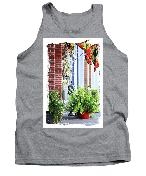 Welcome Tank Top by Lena Wilhite