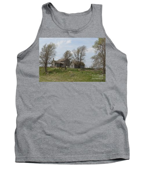 Welcome To The Farm Tank Top by Renie Rutten