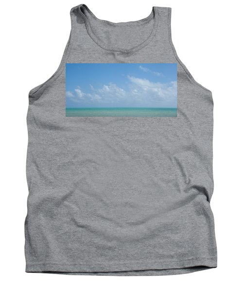 Tank Top featuring the photograph We'll Wait For Summer by Yvette Van Teeffelen