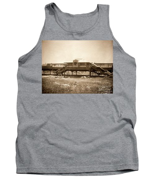 West 207th Street, 1906 Tank Top by Cole Thompson