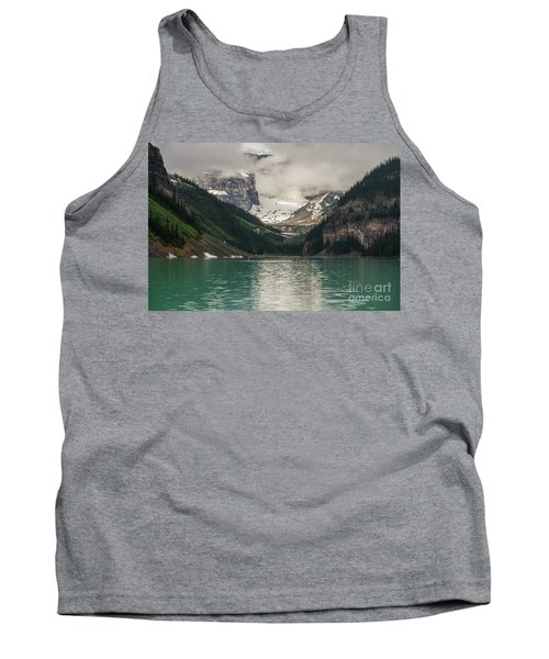 West End Of Lake Louise Tank Top