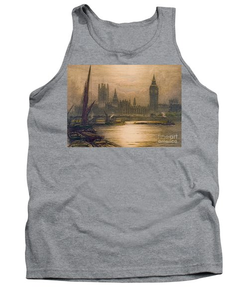 Westminster London 1920 Tank Top
