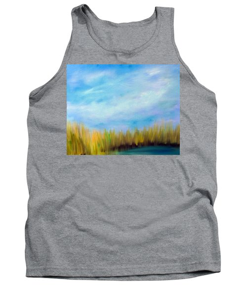 Wetlands Morning Tank Top