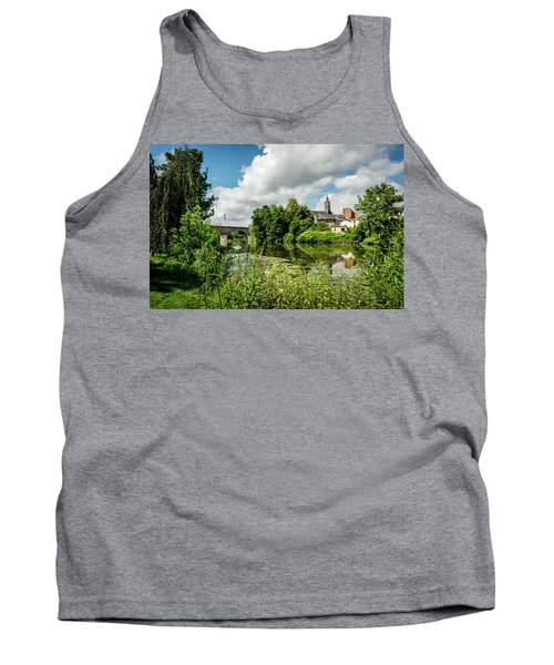 Tank Top featuring the photograph Wetzlar Germany by David Morefield
