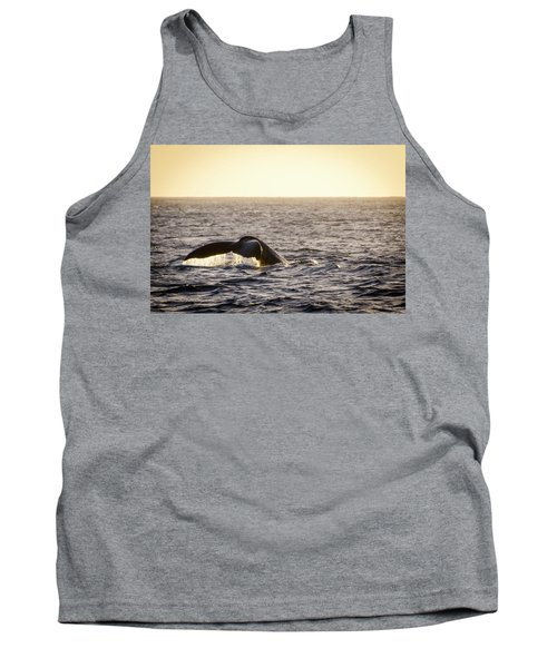 Whale Fluke Tank Top