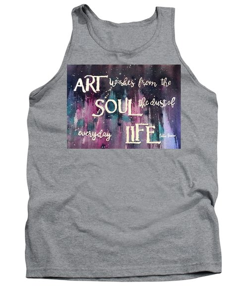What Art Does Tank Top