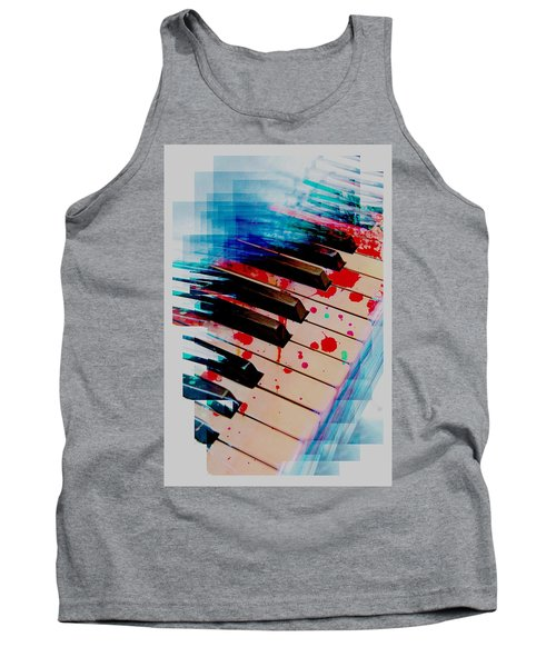 What It Takes To Be Great Tank Top by Aaron Berg