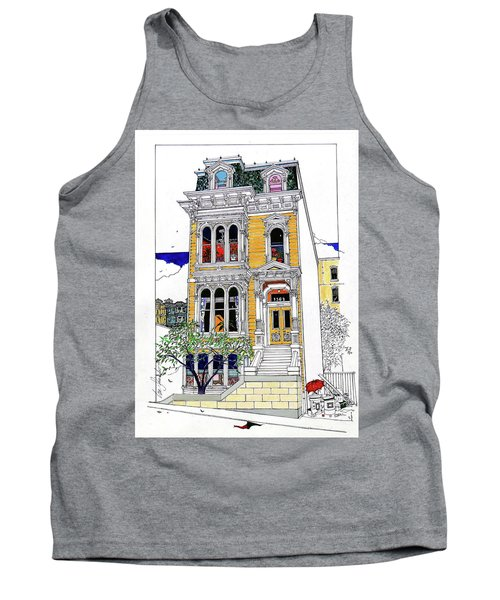 What's In Your Window? Tank Top