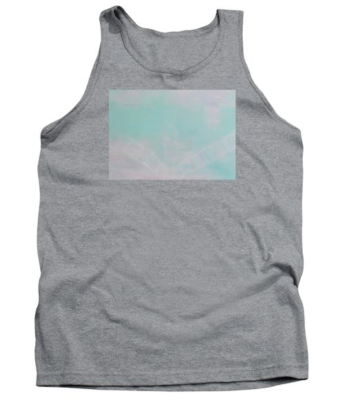 What's The Next Step? Tank Top by Min Zou