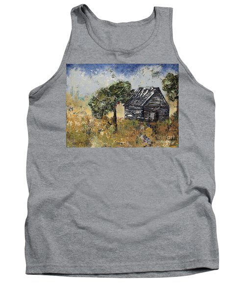 When September Ends Tank Top by Kirsten Reed