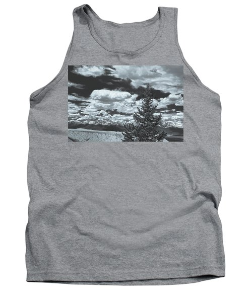 When Silence Speaks For Love, She Has Much To Say, Wrote Richard Garnett.  Tank Top