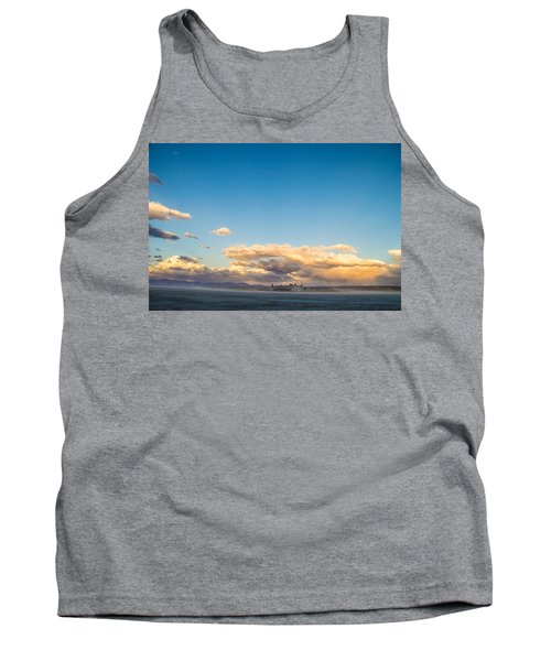 When The Sun Goes Down Tank Top
