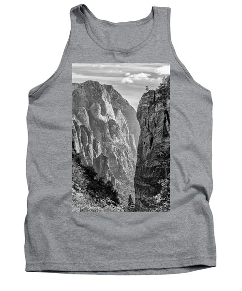 Where Angels Land Tank Top