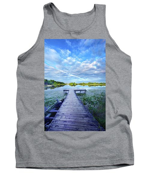 Where Dreams Are Dreamt Tank Top by Phil Koch