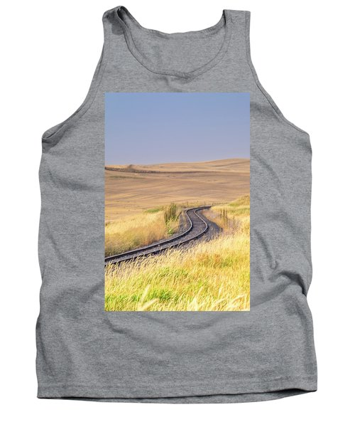 Where To? Tank Top