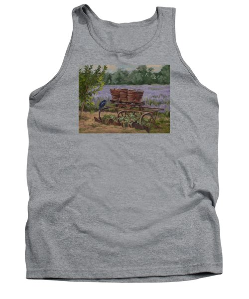 Where's The Seed? Tank Top by Jane Thorpe