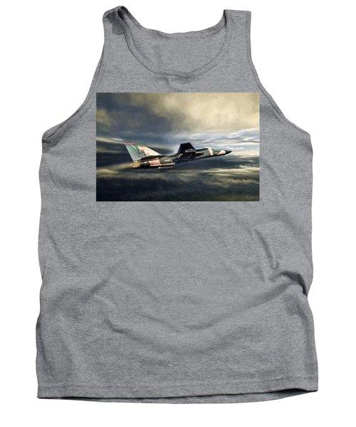 Whispering Death F-111 Tank Top