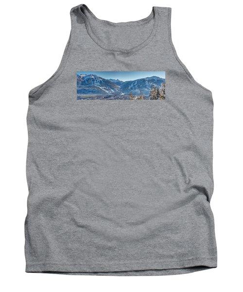 Whistler Blackcomb Ski Resort Tank Top
