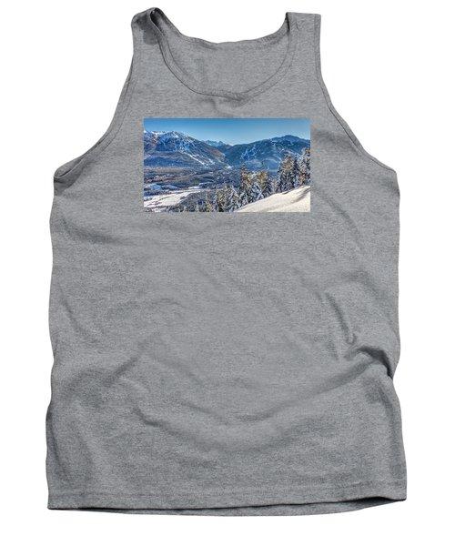 Whistler Blackcomb Winter Wonderland Tank Top